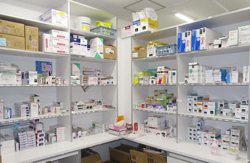 抗がん剤調製業務